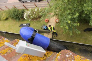 Gutter Cleaning in Ipswich and Suffolk
